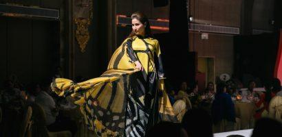 Diễm My 9x khoe vẻ đẹp vương giả đầy quyền uy tại đêm bế mạc Lễ hội Áo dài