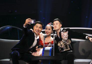 Nguyên Khang 'cười hết nấc' vì Huỳnh Lập, Ốc Thanh Vân, Cẩm Ly ở hậu trường