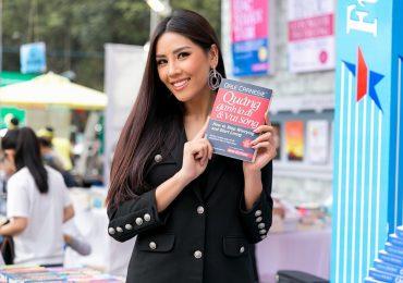 Á hậu Nguyễn Thị Loan tiết lộ bí quyết đọc sách thế nào để hiệu quả?