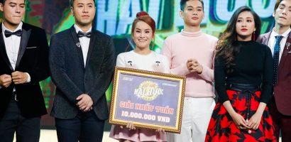Vừa kết đôi cùng nhau, Sơn Ca – Bảo Chu đã giành chiến thắng tuần đầu tiên