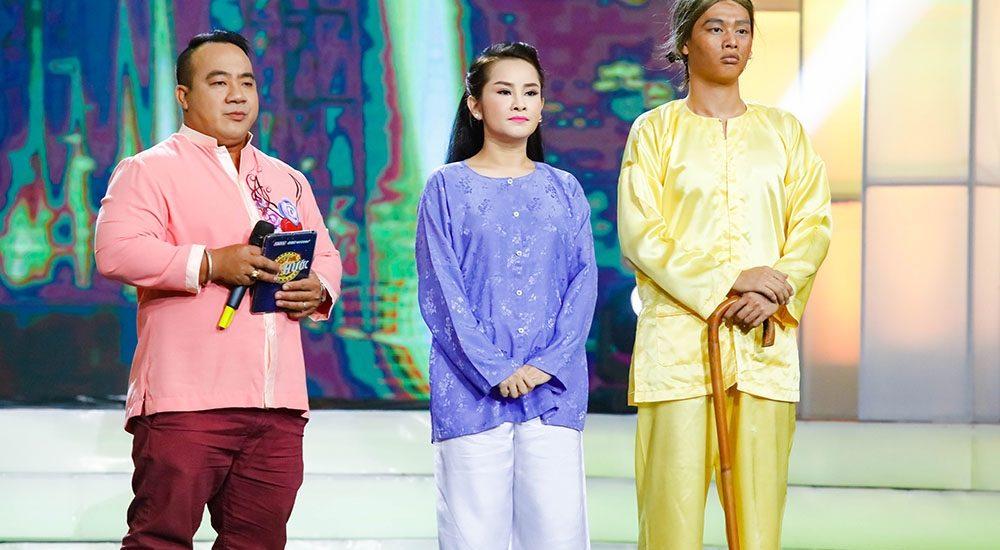 Sơn Ca, Bảo Chu mang Hồ Quảng vào tiết mục hài tại 'Cặp đôi hài hước' mùa 2