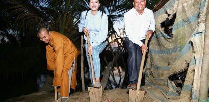 Hành động ý nghĩa của Trang Trần nhân dịp mừng tuổi mới