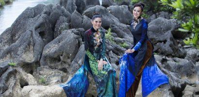 Hoa Hậu Kiều Ngân và Á hậu Kim Nguyên đẹp chất ngất tại Khe Lạnh – Quảng Bình