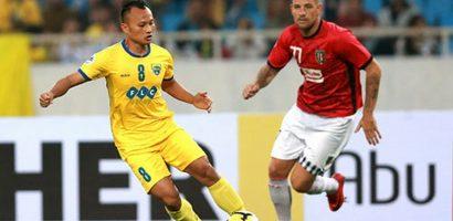 Bùi Tiến Dũng chơi xuất sắc, giúp Thanh Hoá hoà ở AFC Cup