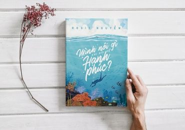 Tác giả trẻ Rosie Nguyễn phát hành sách 'Mình nói gì khi nói về hạnh phúc?'