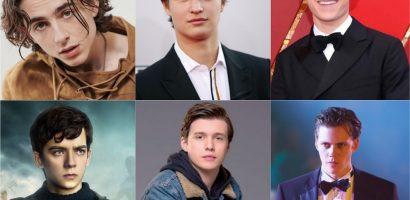 9 nam diễn viên trẻ tài năng hứa hẹn khuynh đảo Hollywood