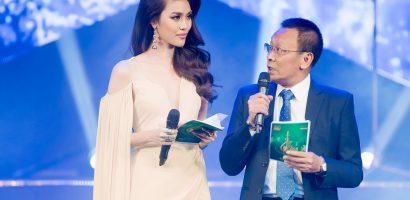 Lan Khuê kết hợp ăn ý cùng Lại Văn Sâm trong đêm trao giải 'Cống Hiến 2018'