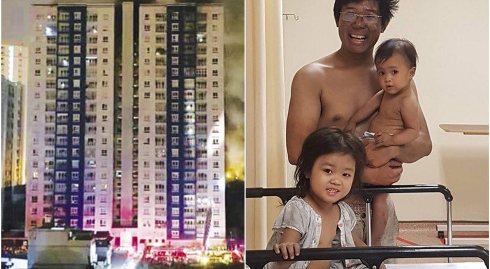 Gia đình nhỏ vượt qua cõi chết trong vụ cháy Carina 'như phim hành động'