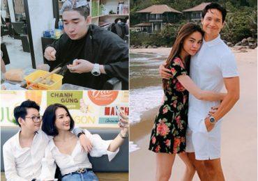 Kim Lý tình tứ bên Hồ Ngọc Hà, Chi Dân khiến fans vừa thương – vừa xót