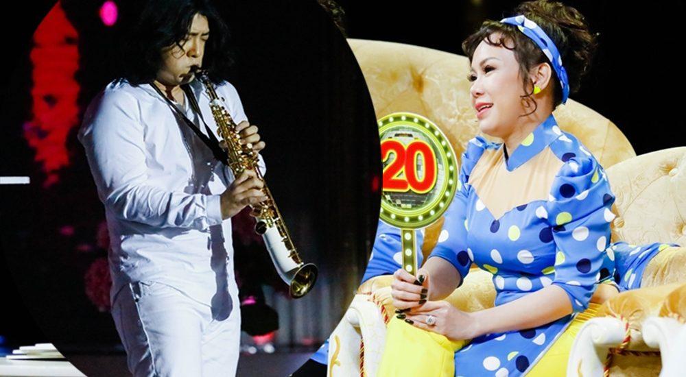 Akira Phan diễn xuất khiến Việt Hương rơi nước mắt vì nhớ chồng