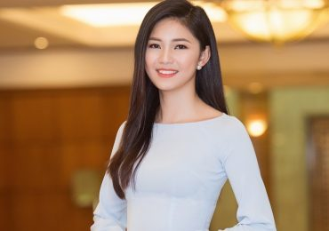 Tiếp tục xuất hiện trên báo Hàn, Á hậu Thanh Tú trở thành tiêu điểm chú ý