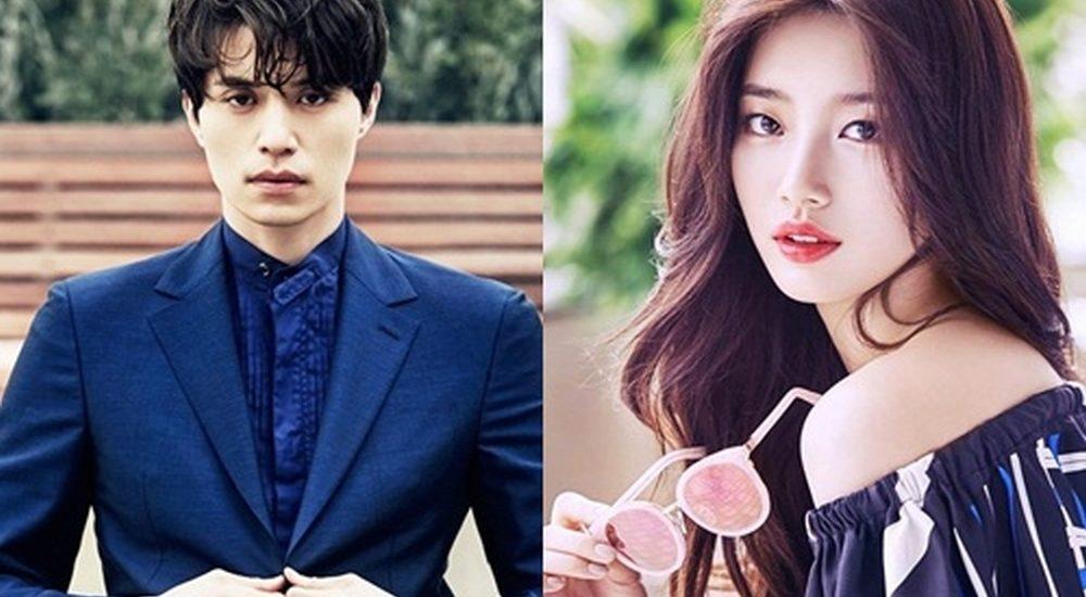 Suzy hẹn hò Lee Dong Wook sau 4 tháng chia tay Lee Min Ho