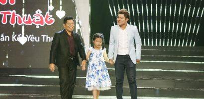 Gia đình nhạc sĩ Nguyễn Văn Chung cùng nhau tham gia gameshow