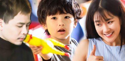 Ngập tràn lời khen ngợi của sao Việt dành cho 'Ông ngoại tuổi 30'