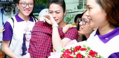 Nhật Kim Anh bức xúc khi vướng tin đồn cặp bồ với đạo diễn nổi tiếng