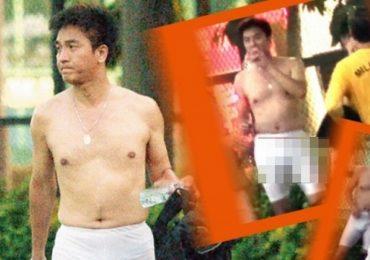 Khoe bụng mỡ, Mã Quốc Minh khiến đồng nghiệp 'cười nghiêng ngả'