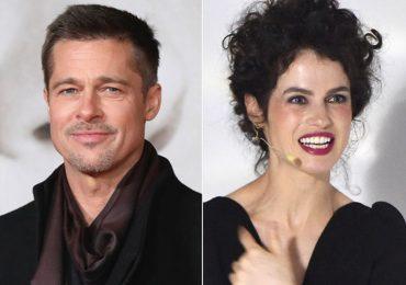 Brad Pitt phủ nhận hẹn hò giáo sư người Israel