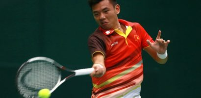 Việt Nam giành quyền thăng hạng tại Davis Cup