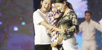 Gia đình nghệ thuật: Mẹ con diễn viên Kiều Trinh khiến ban giám khảo bật khóc