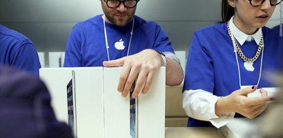 Apple giàu nhất thế giới nhưng nhân viên của họ thì không