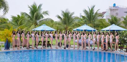 Bị chê bai nhan sắc, ứng viên Hoa hậu biển Việt Nam toàn cầu lột xác ngoạn mục