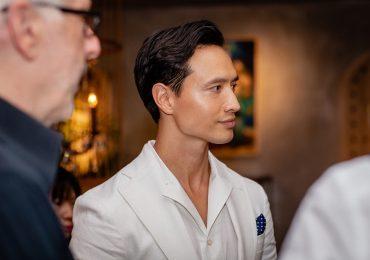 Kim Lý trở thành Đại sứ thương hiệu thời trang của NTK Antonio De Torres