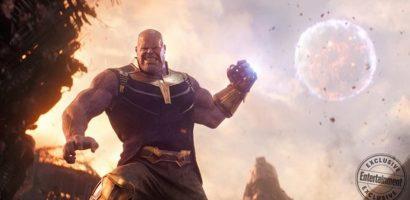 Siêu ác nhân Thanos của 'Avengers: Infinity War' sẽ có truyện riêng