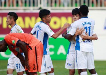 Công Phượng khai hỏa ở V-League 2018, HAGL hạ Đà Nẵng