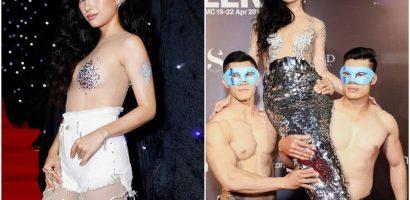 Tiêu Châu Như Quỳnh: 'Tôi mặc gây sốc vì chán ghét sự mờ nhạt'