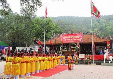 Giỗ tổ Hùng Vương kể chuyện 5 danh tướng lừng lẫy