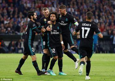 Bayern thua Real vì không thắng nổi số phận và chính mình