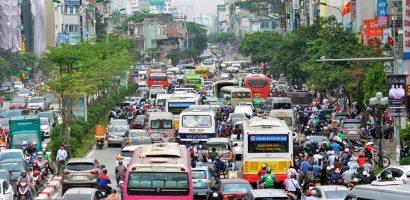 Nhiều ngả đường Sài Gòn, Hà Nội kẹt cứng trước ngày nghỉ lễ 30/4