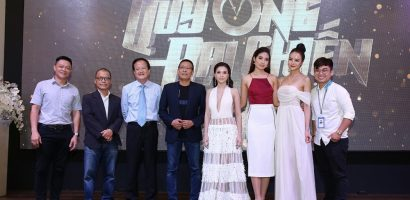 'Quý ông đại chiến': Cuộc hội ngộ giữa 'bố già' và những bóng hồng lộng lẫy nhất showbiz Việt