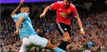 Chấm điểm Man City 2-3 MU: Sanchez và Pogba xóa tan chỉ trích