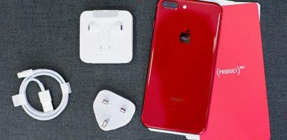 Apple đã sai khi bán giới hạn iPhone 8 màu đỏ