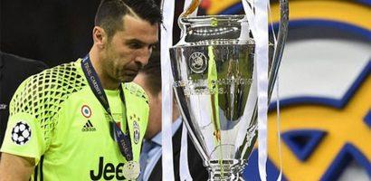 Buffon: 'Juventus quá tự tin khi chơi chung kết mùa trước với Real'