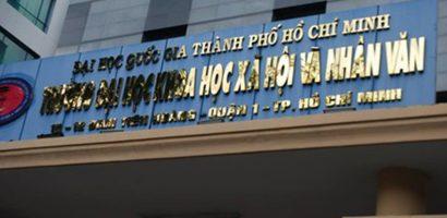 Trường Nhân văn TP.HCM khẳng định không thu học phí mập mờ