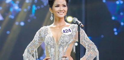 H'Hen Niê: 'Tôi sụt 3 kg vì áp lực sau đăng quang'