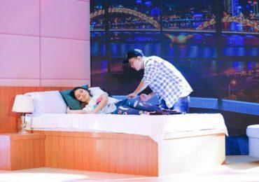 Hoài Lâm tái hiện cảnh 'quen 3 ngày đưa bạn gái đi khách sạn 2 lần'