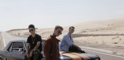 MV Xin của 'bộ ba phù thủy' Đạt G, B Ray và Masew đạt 3 triệu lượt xem sau 1 tuần