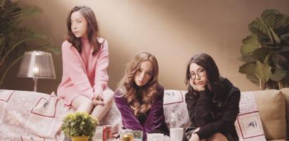 HER – Nhóm nhạc nữ hứa hẹn sẽ mang 'luồng gió mới' cho Vpop