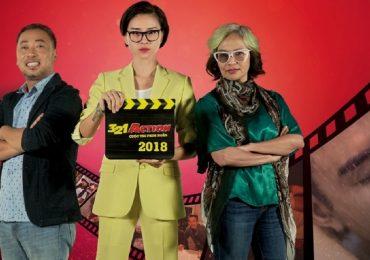 Ngô Thanh Vân và Nguyễn Quang Dũng làm giám khảo cuộc thi phim ngắn