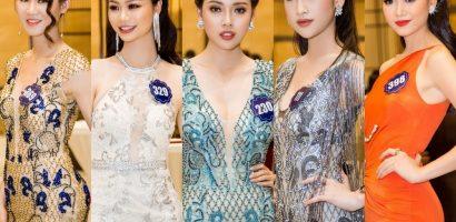 Sau lùm xùm kém sắc, top 40 'Hoa hậu Biển Việt Nam Toàn cầu' xuất hiện rạng rỡ