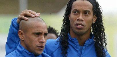 Ronaldinho trách Roberto Carlos khiến Brazil bị loại ở World Cup 2006