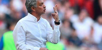 Mourinho: 'Tôi sẽ bị giết nếu MU không vô địch cúp FA'