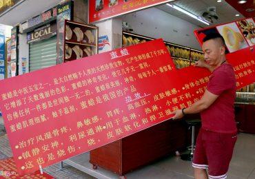 Lãnh đạo Bộ Văn hóa yêu cầu xử lý sai phạm ở 'phố Tàu, nước Nga'