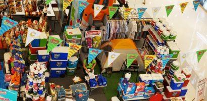 Ưu đãi hấp dẫn dành cho tín đồ du lịch tại Crescent Mall – Travel Fair