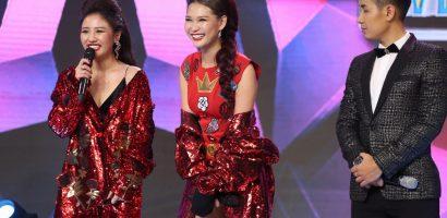 Diệp Linh Châu trổ tài đọc rap điêu luyện khiến Văn Mai Hương tâm đắc