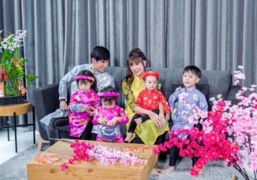 Gia đình Lý Hải – Minh Hà nhí nhảnh trong MV nhạc phim 'Lật mặt 3'