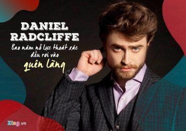 Daniel Radcliffe: 'Đến bao giờ mới dừng gọi tôi là Harry Potter?'